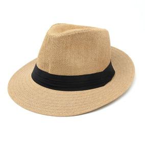 Sombrero Hombre Estilo Panama Golf Playa. 3 colores 4df73099c49