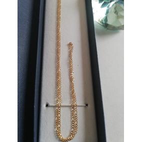 Cadena Oro 14k (ideal Para Dama 50cm De Largo)