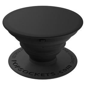Popsockets Soporte Para Celular Y Tablet Retráctil / Negro