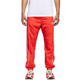 dc030917ca Calca Adidas Vermelha - Calças no Mercado Livre Brasil