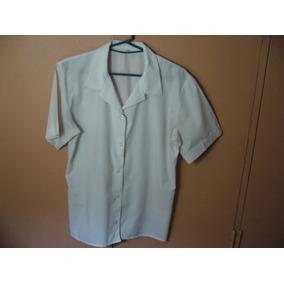 34bb553f2f145 Camisa Blanca Para Uniforme De Colegio - Ropa y Accesorios