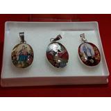 Medallas De Plata Virgen Maria