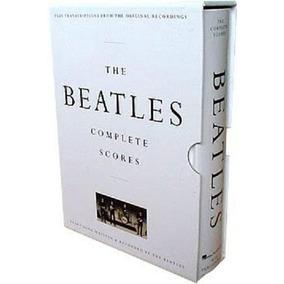The Beatles - Partituras Todas Canções Digitalizadas Em Pdf