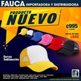 Gorras De Malla Para Sublimación Suministros Fauca