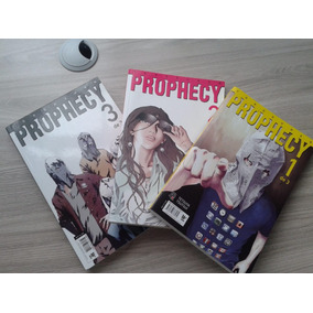 Mangá Propency Completo 03 Volumes