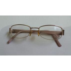 Armaçao De Oculos Feminino - Óculos, Usado no Mercado Livre Brasil 83c319ab43