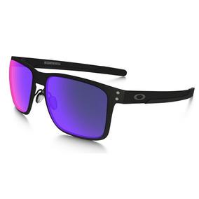 Oculos Solar Oakley Holbrook Metal 4123 0255 Matte Black 89e132833d