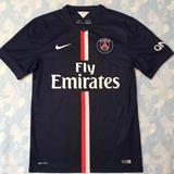 618757-411 Camisa Nike Paris St Germain Home 14/15 P Fn1608