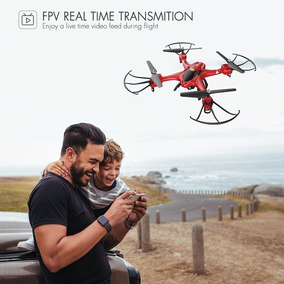 Droneholy Stone Hs200 Rc Drone With Fpv Hd Wifi Camera Live