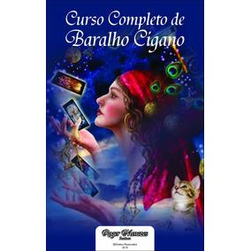 Curso Completo De Baralho Cigano + Box Livro Cartas Ciganas
