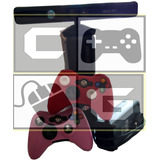 Xbox Cyber Paquete 1 Tb 2 Controles Y Kinect