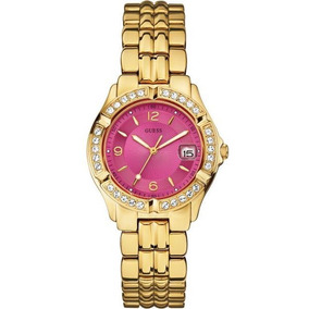 Vanité Reloj Guess Original Para Dama U0148l4 Mujer
