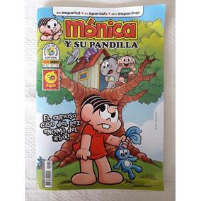 Gibi Turma Da Monica Y Su Pandilla - Em Espanhol