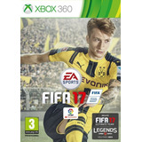 Fifa 17 Xbox 360 Completamente Original