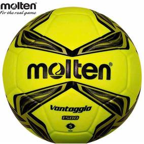Kit 2 Balones Futbol Molten Vantaggio 1500 Laminado Ama  N.5 d74b652d60c10