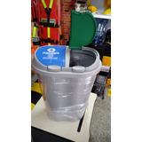 Punto Ecologico, Caneca Boble, Caneca Ecologica, Reciclaje