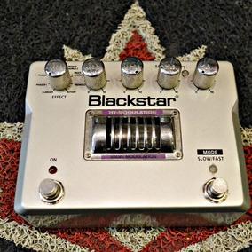 Pedal Blackstar De Modulação Ht Modulation Ótimo Estado!