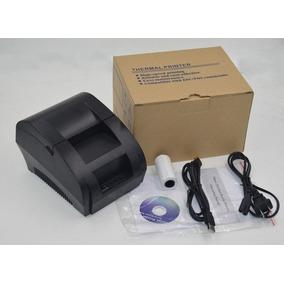 Tickera Termica Printer