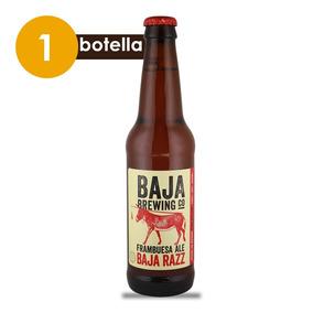 Cervexxa Cerveza Artesanal Baja Brewing Baja Razz