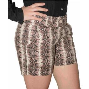 Shorts Feminino Bermuda Pitton Roupa Para Mulheres