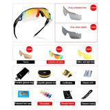 c52b27bfb71a2 Kit Oculos Ciclismo Polarizado Coolchange - Esportes e Fitness no ...