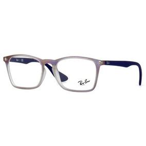 Oculos Rayban Transparente Sem Grau - Óculos no Mercado Livre Brasil c9c76a842e