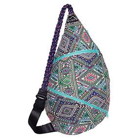 Slope Rope Sling Bag Crossbody Hombro Mochila Everyday Man,