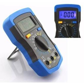 Multímetro Digital Profissional Exbom Md-180l Beep Sonoro