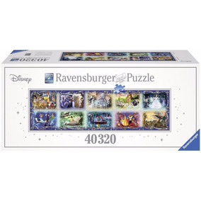 Rompecabezas Ravensburger Disney 40320 Pzs Mas Grande Mundo