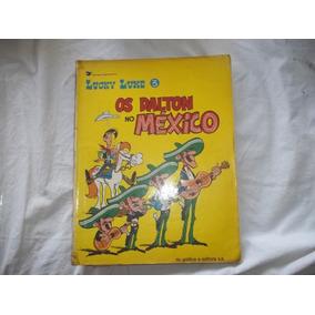 Hq Gibi Lucky Luke Nº 3 Os Dalton No México Rge 1973 Gs4