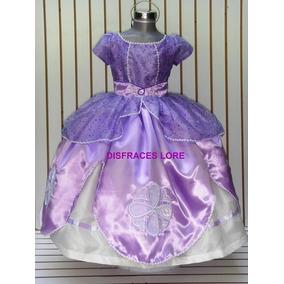Vestido Princesa Sofia Original En Distrito Federal En
