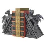 Sujetalibros Diseño De Dragones Goticos Envio Gratis + Meses