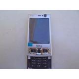 Nokia N95 8gb Prata Original Nacional Wifi Gps Câmera 5 Mp