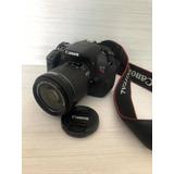 Camara Canon T5i En Perfectas Condiciones