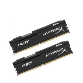 Memória Kingston Hyperx Fury Ddr4 8gb 2400mhz Pc Gamer Black