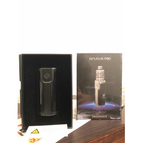 Wismec Sinuous P80 Kit Avanzado