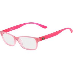 b87ab0e1bf Armação Para Oculos De Grau Lacoste - Óculos no Mercado Livre Brasil