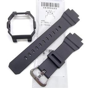 74f81cef4eb Pulseira Casio G 7800 - Relógios no Mercado Livre Brasil
