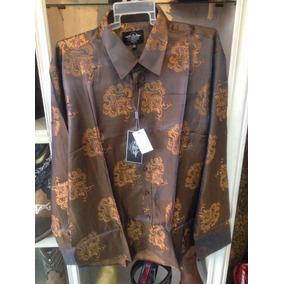 Camisa El General Brown 33838