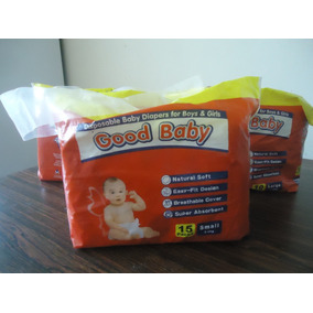 Pañales Good Baby Desechables
