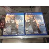 Battlefield 1 Para Ps4 Nuevo Y Sellado