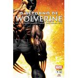 O Retorno De Wolverine - 1