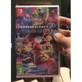 Jogo Mariokart 8 Switch
