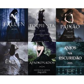 Coleção Fallen 6 Livros