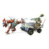 Mega Construx Juego De Construcción Halo Forge Warthog, 65
