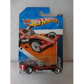 Hot Wheels Dragsterz 11 Madfast C324