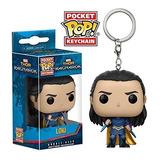 Funko Pop! Keychain: Marvel - Thor Ragnarok - Loki 13784