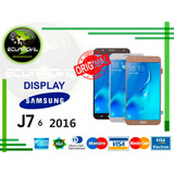 Display/lcd/pantalla Samsung J7 2016 J710 Negro Original Ec