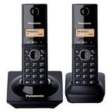 Telefono Inalambrico Panasonic Duo Kx-tgb112agb Dect