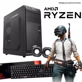 Pc Gamer Kronos Ryzen 5 2400g 1tb 8gb Wifi Venex